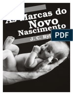 eBook J. C. Ryle as Marcas Do Novo Nascimento