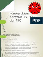 Konsep Dasar Penyakit HIV