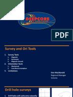 AIG Session 2-2 Survey and Ori Tools