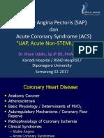 Angina Pect & Infark Miokard (Dr. Ilham Uddin,Sp.jp(k))