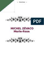a5 [v2.0] Michel Zevaco - Marie-rose
