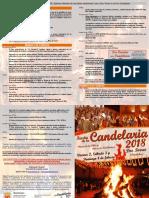 Programa Candelaria 2018
