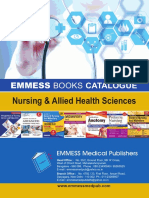 Emmess Nursing Catalugue 2017