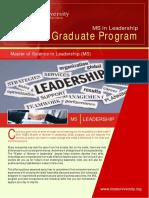 Ms Leadership