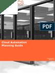 VCommander Cloud Automation Planning Guide