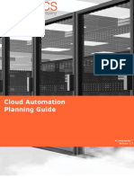 VCommander Cloud Automation Planning Guide