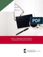 TEMA 3.- SEGURIDAD ELECTRÓNICA I. Grado en Seguridad. Prf. Espinosa.pdf