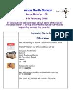 158 Bulletin