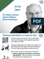 NHS Digital Presentation