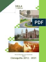 Cieneguilla Plan de Desarrollo Local Convertado 2012 2021