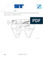 JSK37C_locking Mechanism Sensor
