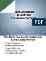 Pneumonia Komuniti