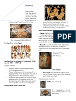 Western Arts Notes
