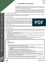 Preguntas Parlamento Andalucía II