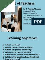 Teaching Ability