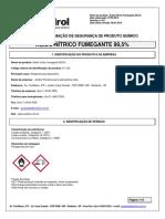 Acido Nitrico Fumegante 99,5 a - 1123