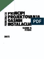 Projektovanje Gasnih Instalacija Petrović