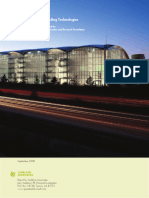 European Green Building Technologies - MCERF