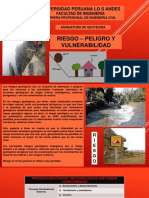 Clase Ix Riesgo - Peligro - Vulnerabilidad Geotecnia