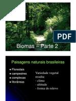 Biomas - Parte 2