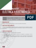 UNI- Maestria Electronica