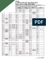 2.Acad Calendar Even Sem b.tech.Viii b.arch.Vi Viii x