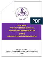 Pedoman p2kb Tenaga Kesehatan Masyarakat - Iakmi-1
