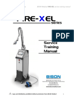 Láser de CO2 - Bison - FIRE-XEL - Service Training Manual (ENG) Ver 2.2
