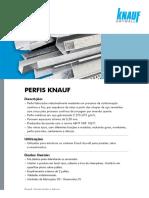 Ficha Técnica - Knauf Perfis_0