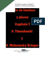 Teoría de Láminas y Placas, Capítulo 7 (Facsímil)