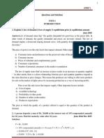 Mech Vii Engineering Economics [10me71] Solution