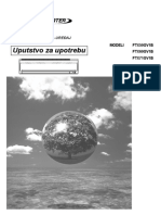 FTX50-60-71GV1B_SR_3P190111-3E_Operation manuals_Serbian.pdf