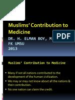 Sejarah Kedokteran Islam