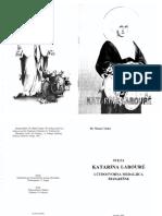 Dr. Maria Cuylen - Sveta Katarina Laboure i Čudotvorna Medaljica Bezgrešne