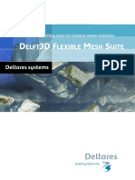 Brochure Delft3D Flexible Mesh Suite
