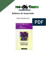 Anderson, Poul - Relatos de Inmortales