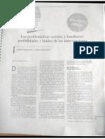 Emmanuel Las Problematicas Sociales y Fliares Posibilidades y Limtes de Las Intervenciones