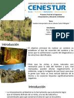 Proyecto Final de Interpretacion Ambiental