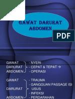 Gawat Abdomen 15