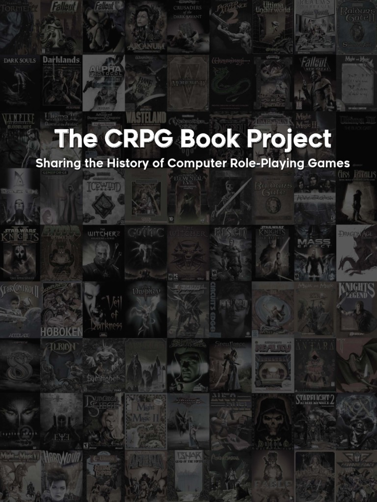 crpg_book_1-0-1 | Fantasy Games | Role Playing Games