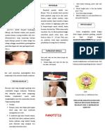 344682940-Leaflet-Parotitis.doc