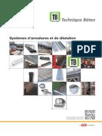Technique Beton Systemes d Armatures Et de Dilatation Section 2 2016