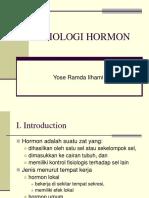 1.2.1.6 - Fisiologi Hormon I
