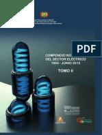 Bolivia Compendio Normativo Del Sector Electrico TOMO 2