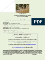 Meadows, Wildflowers & Grasses Conference