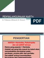 PENYALAHGUNAAN NAPZA.pptx