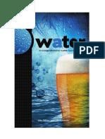 Água - Guia Completo Para Cervejeiros; Por John Palmer e Colin Kaminski