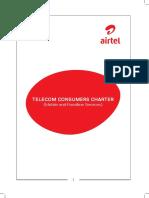 Telecom Consumer Charter Airtel English 2015