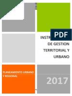 Trabajo Encargado Planeamiento Urbano Edm