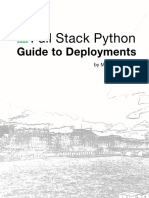 Full Stack Python Guide to Deployments